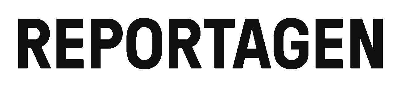 Reportagen logo